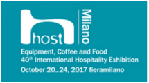 Host Exhibition 2017 – 20th/24th October